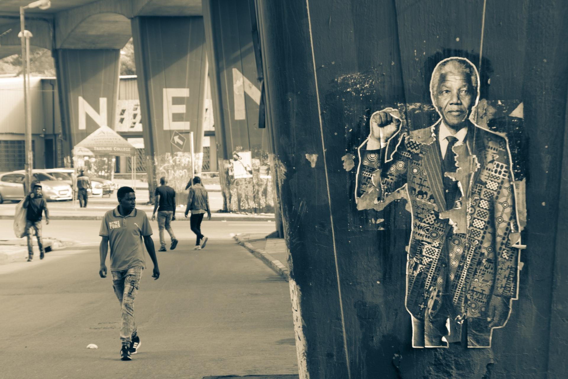 Leadership and culture change the Mandela way