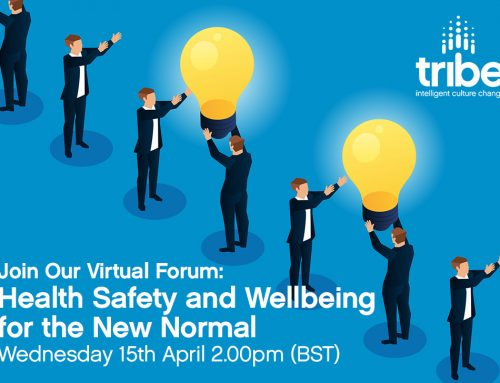 15th April at 2pm- Health, safety and wellbeing for the new normal