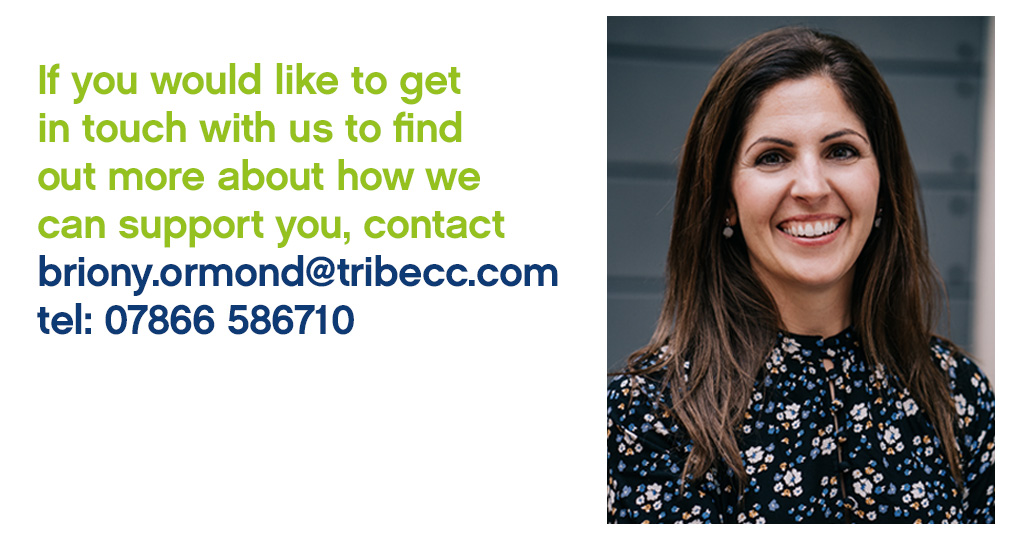 briony_contact Welcome to Tribe Culture Change