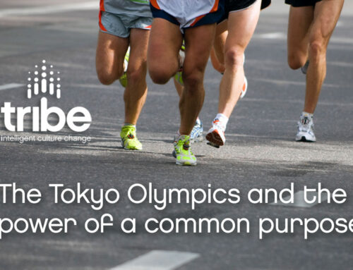 The Tokyo Olympics and the power of a common purpose