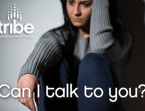 How the right conversation about mental health and wellbeing can make all the difference.