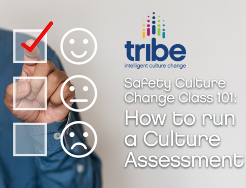 Safety Culture Change Class 101: How to run a Culture Assessment
